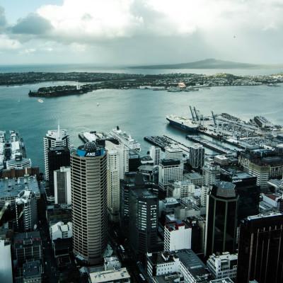 Auckland, NZ © Stephanie K. Graf